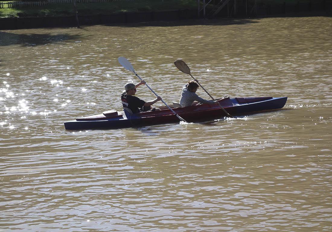 kayak-tigre