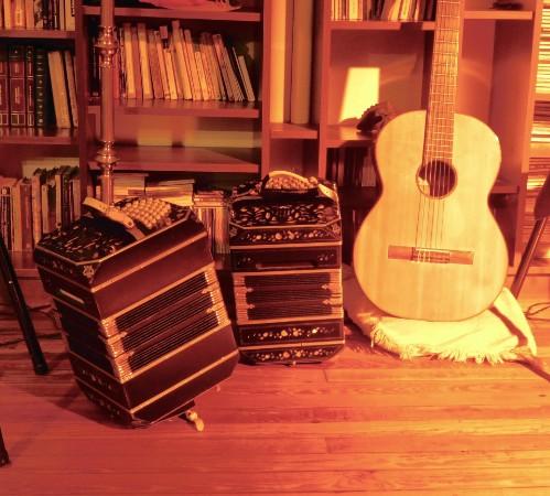 concierto tango bandoneon y guitarra