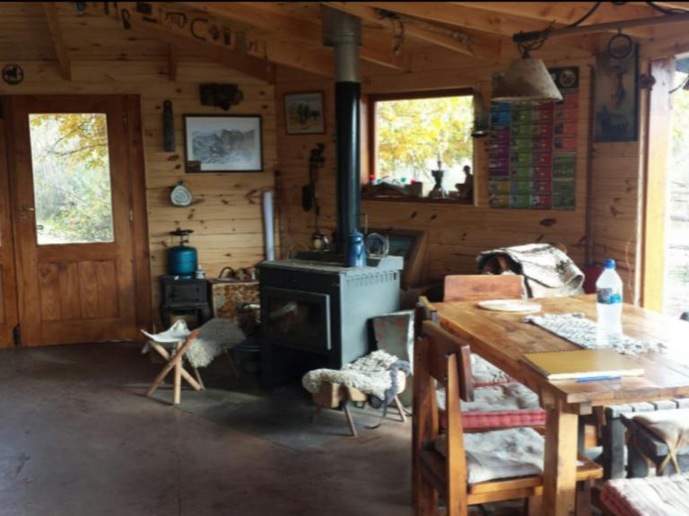 cabana estancia bariloche