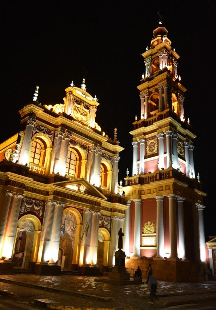 cathédrale Salta