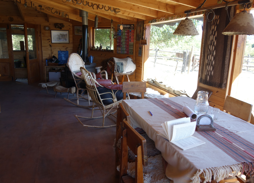 estancia Carol Jones patagonia Bariloche